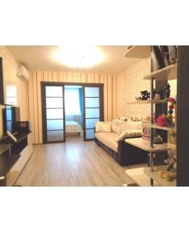 Двухкомнатная квартира по адресу г. Сходня, ул. Первомайская, 59